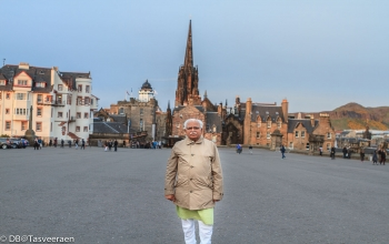 Hon'ble Chief Minister of Haryana Shri Manohar Lal Khattar paid an official visit to Scotland between 12-13 May 2018