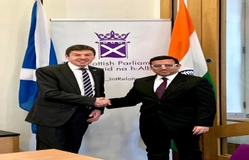 Consul General met Presiding Officer of Scotland on 20 November 2019.