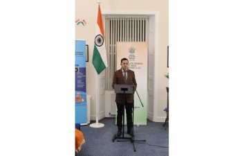 Consulate General of India celebrated Constitution Day & Campaign on Citizens' Duties on 26 November 2019.