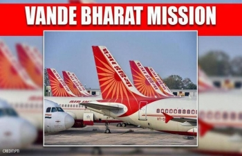 Air India Announcing flights between Delhi & Birmingham via Amritsar from 18th Sep to 24th Oct 2020 under Vande Bharat Mission.