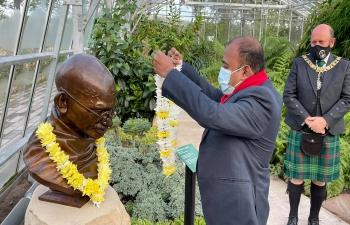 Gandhi Jayanti celebration 2021